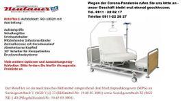 Betten - Während der Corona-Pandemie Das Pflege-
