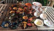 Keramikartikel zu Flohmarktpreisen