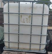 IBC Container 1000 Liter