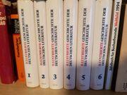 Illustrierte Geschichten der deutschen Literatur