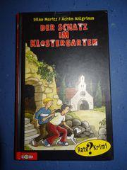 Der Schatz im Klostergarten - Kinderbuch