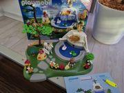 Playmobil Märchenschlosspark 4137