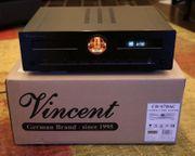 Vincent Audio CD-S7DAC Röhren CD