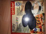 Pizza Formen Set 5 tgl