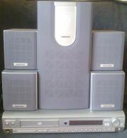 Heimkinoanlage CD DVD Player Radio
