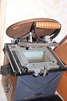Alles Mögliche - Fotografie - Literatur - Kopiergerät - Retuschierpult und