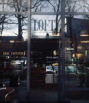Café lokation für ihre kleine