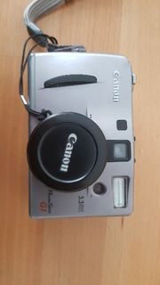 Canon Powershot G1 Kamera