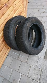 2 Winterreifen Michelin 205 60
