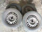 Opel Meriva Stahlfelgen 4-Loch mit