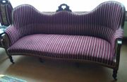 Sofa Couch Kanapee aus Haushaltsauflösung