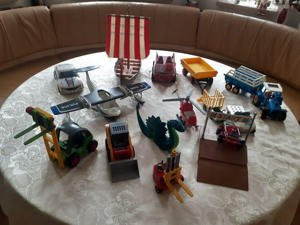 SUPER ANGEBOT Playmobil Konvolut