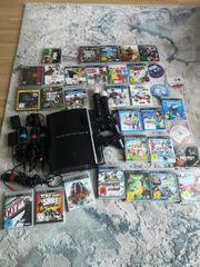 Playstation 3 voll funktionsfähig mit