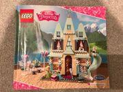 Lego Frozen Schloss Arendelle