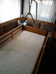 Pflege Krankenbett