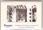 Ansichtskarten von Dresden vor der
