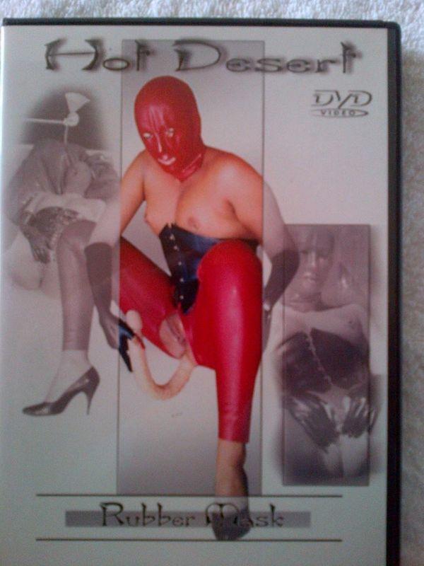 Rubber Mask Hot Dessert DVD