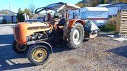 Steyr 288 mit Mulde und