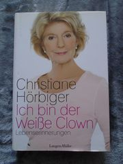 Buch Christiane Hörbiger Ich bin