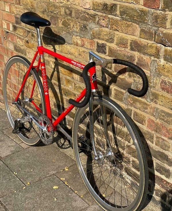 Colnago Pista Track Bike Fahrrad