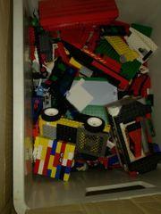 LEGO Kiste Legosteine Legotechnik