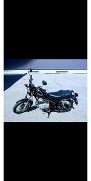 Yamaha SR 125ccm