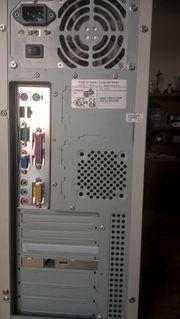 Fujitsu Pentium3 mit HP LaserJet5