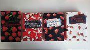 4 Taschenbücher Thriller