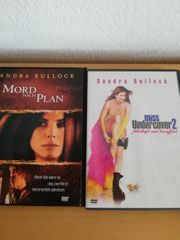 2 DVD s Sandra Bullock