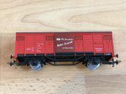 Kleinbahn H0 311 Stückgutwagen -Von