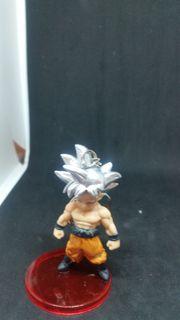 Schlüsselanhänger Dragon Ball silber