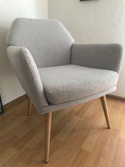 Bequemer Stuhl von Aldi Sessel