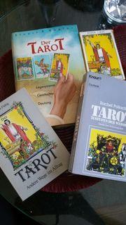 TAROT - Karten Bücher und das