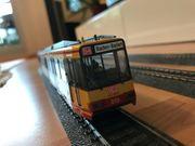 Stadtbahn Karlsruhe Roco Straßenbahn Wechselstrom