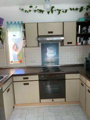 U-Küche Küchenschränke oder Geräte einzeln