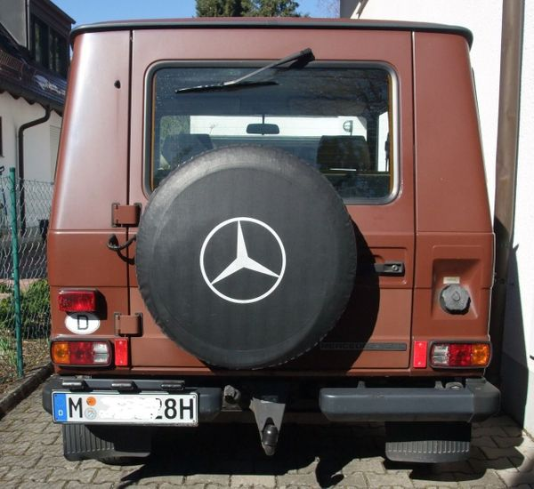 Mercedes 300GD Bj 1985 Top