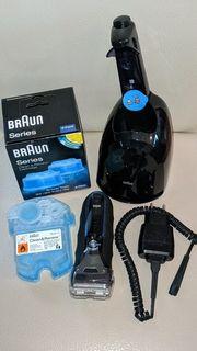 Elektrorasierer Braun Series 3 -350cc-4 -