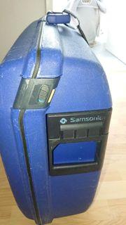 Super Samsonite Hartschalenkoffer mit integriertem