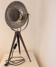 Tischlampe Stehleuchte Metall Retro-Lampe NEU
