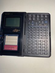 Sharp Electronic Organizer IQ-7000