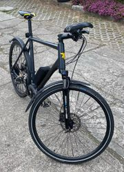 E-Bike 28Zoll 62cm Cross Trekking