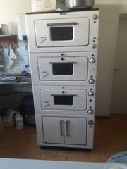 Backmaschine Backofen
