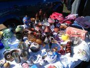 Garagenflohmarkt 29 8 21 Michendorf