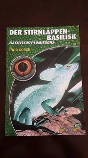 Stirnlappenbasilisk - Buch Art für Art