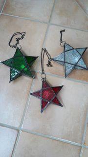Weihnachtsdeko Sterne