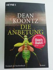 Die Anbetung - Dean Koontz - neuwertiger