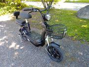 Moped Fahrrad Neuwertig