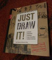 Zeichnen Buch skizzieren