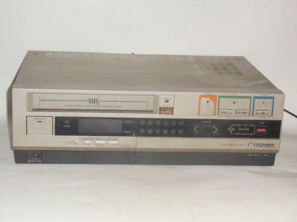 Hitachi VideoDeck VT-33E VHS