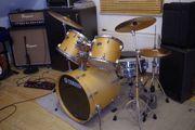 Yamaha Stage Custom Drumset Schlagzeug